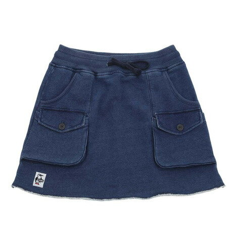 チャムス(CHUMS) Sweat Bush Skirt Idg CH18-1061-N030-04 (Lady's)