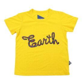 ホールアース(Whole Earth) 半袖Tシャツ Tee WES17K02-5715 YEL (Lady's)