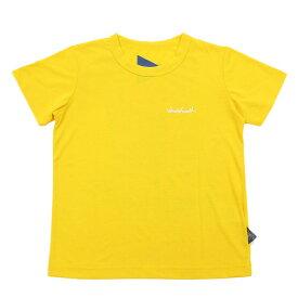 ホールアース(Whole Earth) 半袖Tシャツ WES17K02-5713 YEL (Lady's)