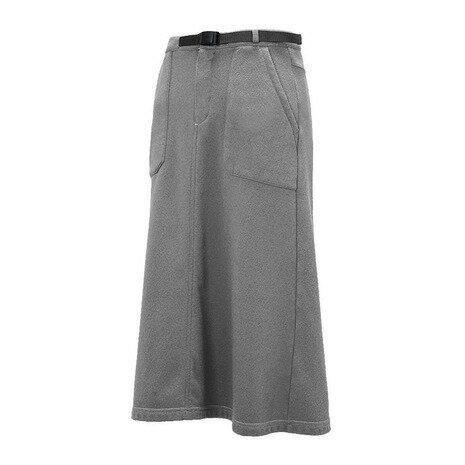 カリマー(karrimor) ロナ ウィメンズ ロング スカート rona W's long skirt GREY NV (Lady's)