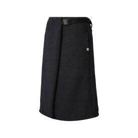 【ポイント10倍〜 6/5 0:00~23:59 要エントリー】 カリマー(karrimor) ジャーニー Ws ラップ スカート 3P16WAI1-Black (Lady's)