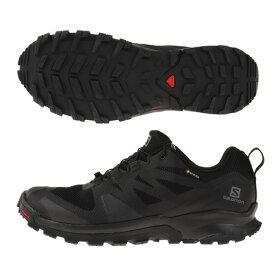 サロモン(SALOMON) トレッキングシューズ ローカット 登山靴 XA ROGG GORETEX L41113300 (メンズ)
