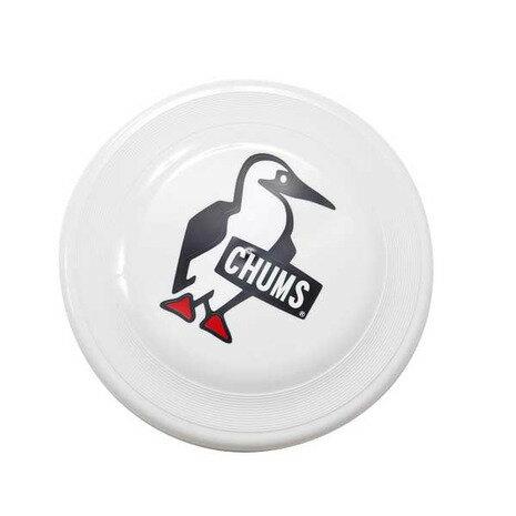 チャムス(CHUMS) フライングディスクブービーロゴ Flying Disc Booby Logo CH62-1022 W001 (Men's、Lady's)