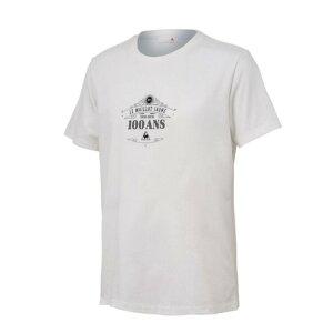 【クーポン配布中!スーパーセール期間限定】ルコック スポルティフ(Lecoq Sportif) ツールドフランス LEGENDE Tシャツ QCUNGA02TF WHT (メンズ)