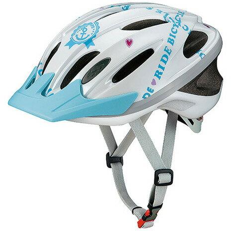 OGK-KABUTO WR-J ジュニア 子供用ヘルメット 226815 WHT マリンホワイト (Jr)