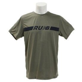 ニューバランス(new balance) 【オンライン特価】アクセレレイトグラフィックショートスリーブTシャツ AMT91162GN (Men's)