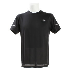 ニューバランス(new balance) Tシャツ メンズ ランニングコア 半袖Tシャツ MT73916BK オンライン価格 (Men's)