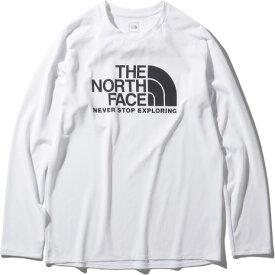 ノースフェイス(THE NORTH FACE) 長袖GTDロゴクルー NT12093 W オンライン価格 (メンズ)