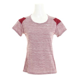 ミズノ(MIZUNO) ランニングTシャツ J2MA871063 (Lady's)