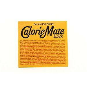 【ポイント10倍〜 7/1 0:00−23:59 要エントリー】 カロリーメイト(CalorieMate) 保存食 カロリーメイトブロック 4本入 チーズ味 (Men's、Lady's、Jr)