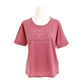 エックスタイル(Xtyle) 【多少の汚れ等訳あり大奉仕】プリント Tシャツ 872C7CD5323 PNK (Lady's)