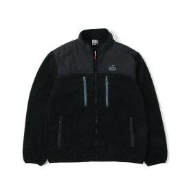 チャムス(CHUMS) チャムリーフリースジャケット CH04-1235-K001 (メンズ)