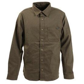 パワー・トゥ・ザ・ピープル(POWER TO THE PEOPLE) ムービングシャツジャケット 9712129-31KHA (メンズ)