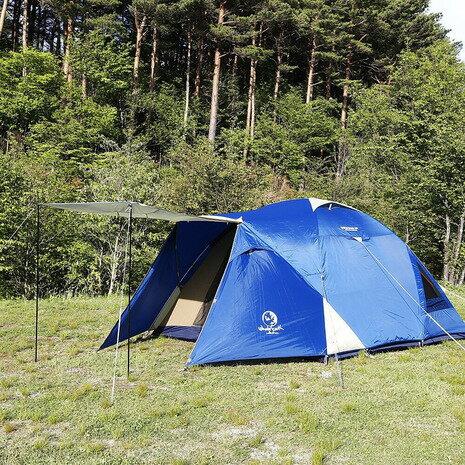 ホールアース(Whole Earth) アースドーム300 Earth Dome 300 WEC1T003 キャンプ用品 テント (Men's、Lady's)