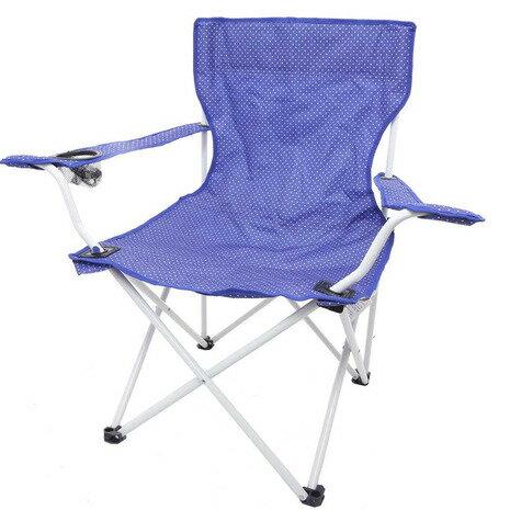 キャンピングフィールド(Camping Field) アームレストチェア 折畳椅子 キャンプ用品 553F7CM1022 DENIM