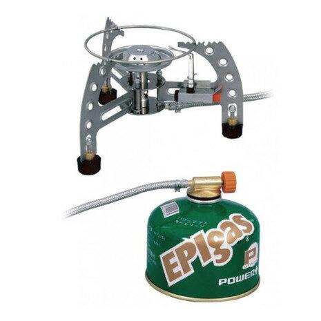 EPIガス(EPIgas) SPLIT ストーブ SPLIT STOVE S-1026 キャンプ用品 ストーブ (Men's、Lady's)