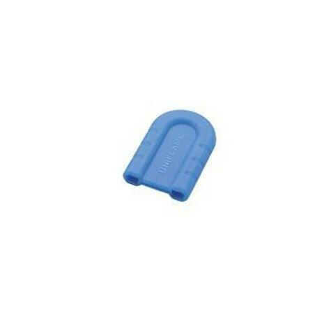 ユニフレーム(UNIFLAME) チビパン シリコンハンドル ブルー 666425 キャンプ バーベキュー (Men's、Lady's)