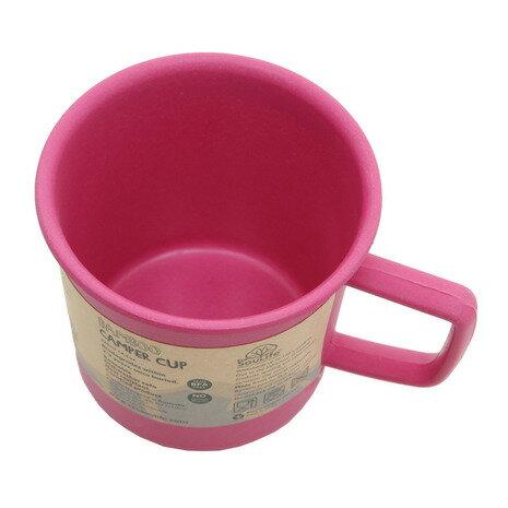 EcoSouLife Camper Cup 14704 Pink キャンプ用品 マグカップ (Men's、Lady's)