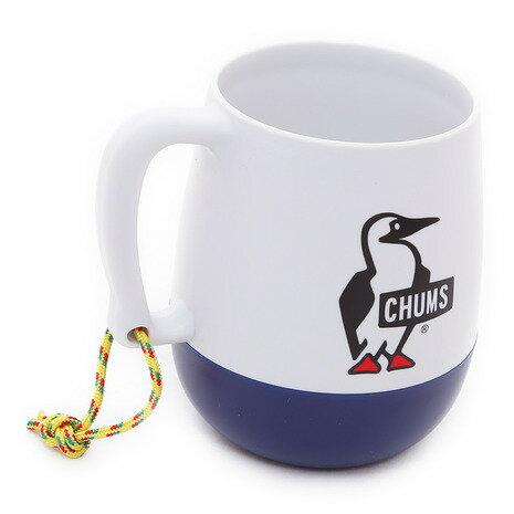 チャムス(CHUMS) ビッグラウンドキャンパーマグ マグカップ BBQ CH62-1047-W015 (Men's、Lady's)