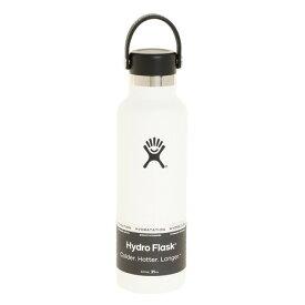 【5%OFFクーポン発行中 1月25日迄】 ハイドロフラスク(HydroFlask) 21 oz Standard Mouth 水筒 5089014-01White (メンズ、レディース、キッズ)