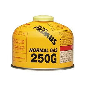 プリムス(Primus) ノーマルガス(小) Normal Gas 250G IP-250G キャンプ ストーブ ガス (Men's、Lady's)