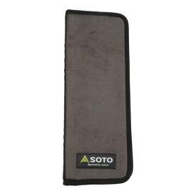 SOTO フィールドホッパー用クッションカバー ST-6301 (Men's、Lady's)
