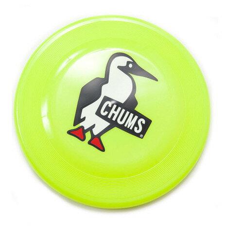 チャムス(CHUMS) フライングディスクブービーロゴ Flying Disc Booby Logo CH62-1022 Lime フリスビー (Men's、Lady's)