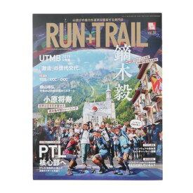 書籍 RUN+TRAIL Vol.39 RUN+TRAIL Vol.39 (Men's、Lady's、Jr)