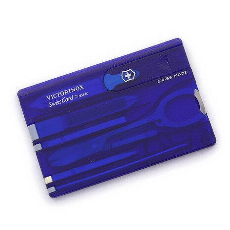 ビクトリノックス(VICTORINOX) スイスカード T2 ブルー 63253 マルチツール (Men's、Lady's)