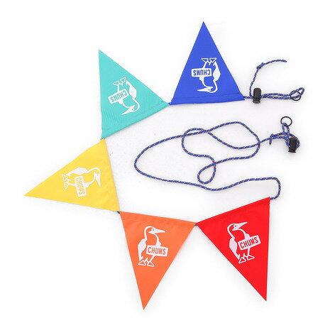 チャムス(CHUMS) チャムス CHUMS ロゴガーランド ブービー Logo Garland Booby CH62-1082 テント 飾り (Men's、Lady's)