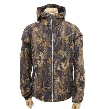 コロンビア(Columbia) ヘイゼンハンティングパターンドジャケット Hazen Hunting Patterned Jacket PM3911 939 Timberwolf メンズ 撥水 (Men's)