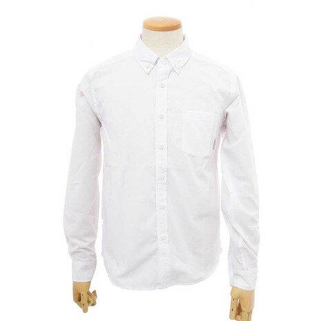 コロンビア(Columbia) シティパークロングスリーブシャツ メンズ 長袖シャツ PM7936 100 (Men's)