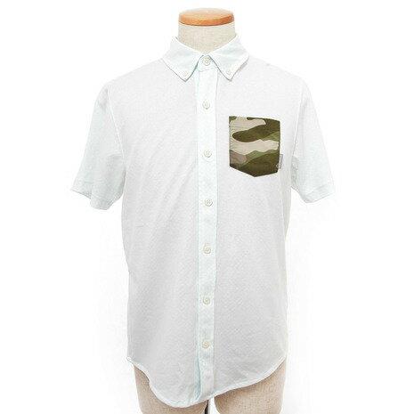 コロンビア(Columbia) ポーラーパイオニアショート PM4817 125 SeaSalt メンズ 半袖Tシャツ (Men's)