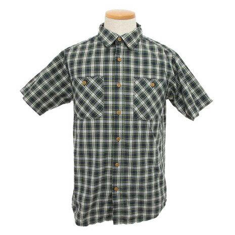 コロンビア(Columbia) バンクーバーバレーショートスリーブシャツ メンズ 半袖シャツ PM7869 464 (Men's)