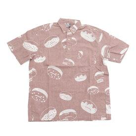チャムス(CHUMS) チャムロハプルオーバーシャツ CH02-1106 Brown (Men's)