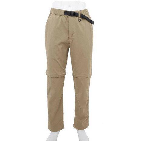 コロンビア(Columbia) ウッドブリッジコンバーチブルパンツ Woodbridge Convertible Pant PM4791 243 Crouton メンズ ロングパンツ (Men's)