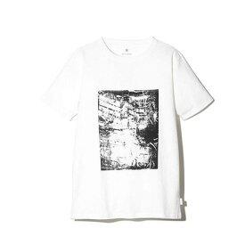 スノーピーク(snow peak) プリントTシャツ アートワーク 1 TS-18AU001 WH (Men's)