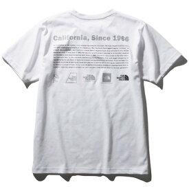 ノースフェイス(THE NORTH FACE) ショートスリーブヒストリカルロゴTシャツ NT32040 W (メンズ)