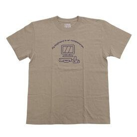 バンブーシュート(BAMBOO SHOOTS) My boyfriend outdoorsman Tシャツ 4011806 (Men's)