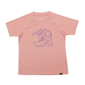 マーモット(Marmot) ハーフスリーブTシャツ MOT-S2353K SMNP (Jr)