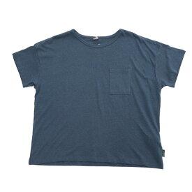 ゴーヘンプ WIDEPKTEE Tシャツ GHC4290RG18 NIGARA B (Lady's)