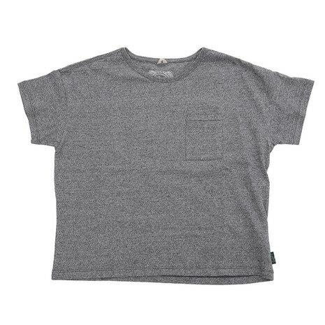 ゴーヘンプ WIDEPKTEE Tシャツ GHC4290TP5 BLK H (Lady's)