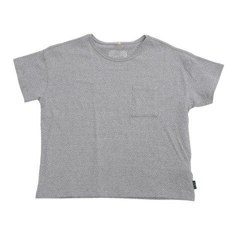 ゴーヘンプ WIDEPKTEE Tシャツ GHC4290TP5 TOP G (Lady's)