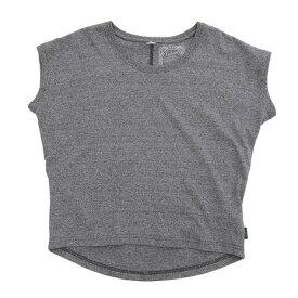 ゴーヘンプ SUNNYROUNDTEE Tシャツ GHC4252TP5 BLK H (Lady's)