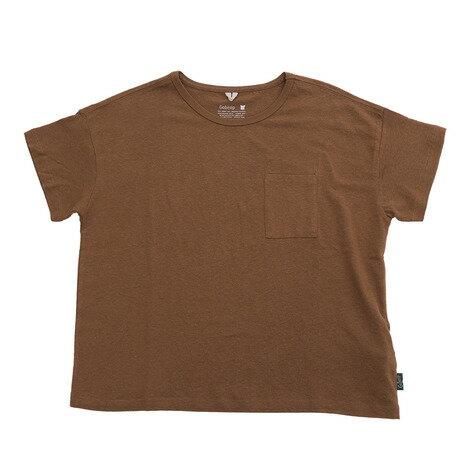 ゴーヘンプ WIDEPKTEE Tシャツ GHC4290RG18 FIELD W (Lady's)