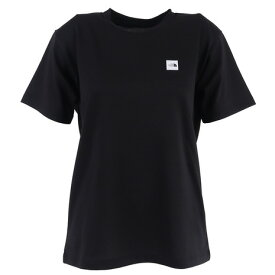 【10%OFFクーポン☆8/1迄】ノースフェイス(THE NORTH FACE) 半袖Tシャツ ショートスリーブスモールボックスロゴTシャツ NTW32107 K (レディース)