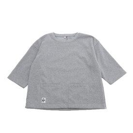 チャムス(CHUMS) ティーシェルスモックシャツ CH14-1109 H/Gray (Lady's)
