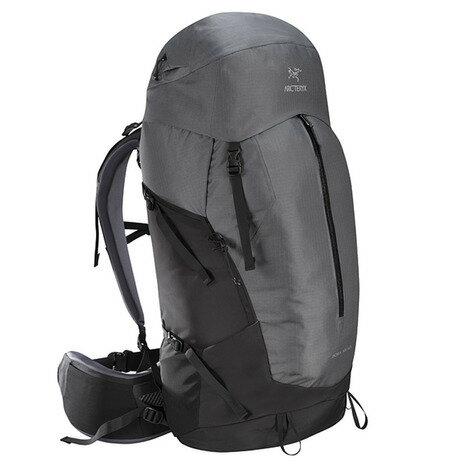 アークテリクス(ARC'TERYX) ボラAR63 バックパック メンズ Bora AR 63 Backpack L06841800 Titanium バックカントリー (Men's)