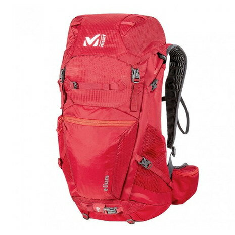 ミレー(Millet) エリウム30 ELIUM 30 MIS2015-1546 DEEP RED バックパック (Men's、Lady's)