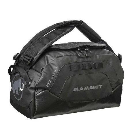 マムート(MAMMUT) Rock Cargo SE 25L 2510-03760-0001-1025 black ダッフルバッグ (Men's、Lady's)